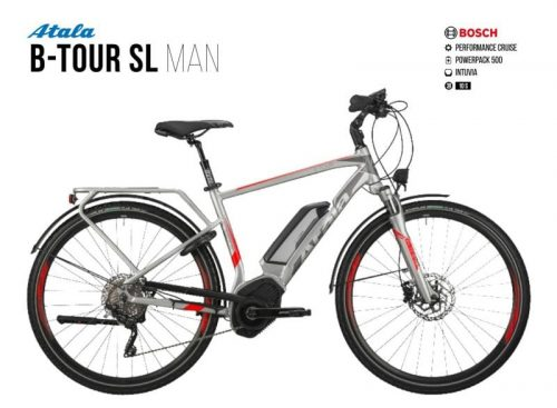 Atala B-Tour SL Man | Bosch Cruise | Battery 400 wh