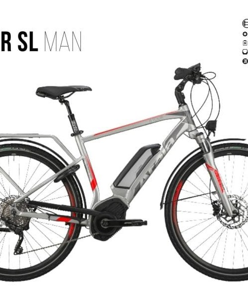 Atala B-Tour SL Man | Bosch Cruise | Battery 500 wh
