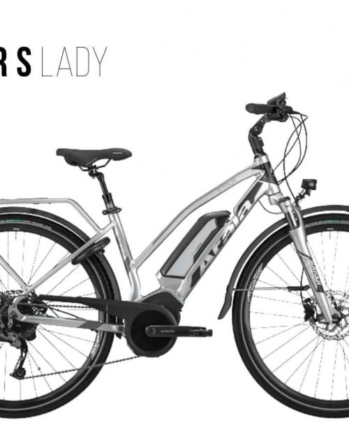 Atala B-Tour SE Lady | Bosch Active Plus Cruise | Battery 400 wh