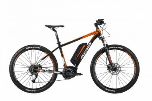 Atala B-Cross 400 | Am80 | Black/orange | Usata