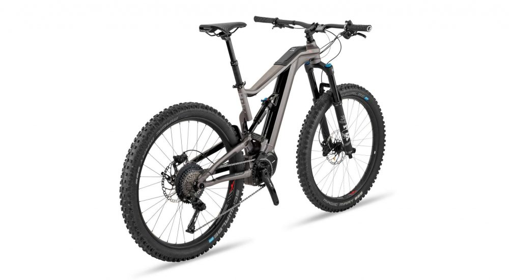 BH X-Tep Lynx 5.5 PRO S | Bh Battery 720 Wh 20 AH | Shimano e8000