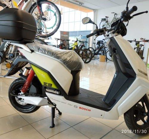 Scooter elettrico Lifan e3 | Bosch | acquistabile con ecobonus -30%