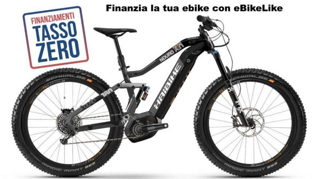 Haibike Xduro Nduro 6.0 | Bosch cx |