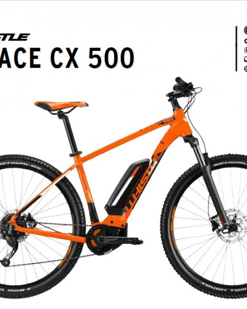 Atala B-Race CX 500  | Bosch performance cx new
